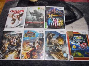 Liquidation de jeux Wii, Ps3, Xbox 360, pc, 3ds...