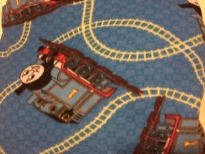 Thomas the train fleece sheets. Perfect condition.