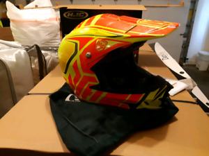 Brand New HJC FG-X Grand Duke MC3H Helmet