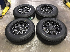 """18"""" FAST Wheels and Winter Tires (FORD, GMC, CHEVY 1500)"""