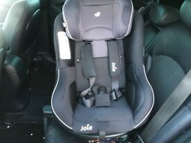Joie Spin 360 isofix group 0+/1 car seat