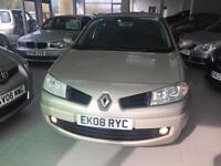 2008 Renault Megane 1.6 VVT - Tech Run - 2 Keys - 3 F Keepers-8 Service -Cambet