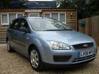 FORD FOCUS LX 16V 2006 Petrol Automatic in Blue