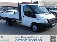 2013 13 FORD TRANSIT T350 DROPSIDE 4M ALI PICKUP ONLY 87K MUST SEE