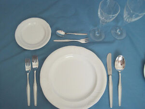 "WMF ""Paris"" Silverware"" for 12 pers. 108 pieces. Kingston Kingston Area image 10"