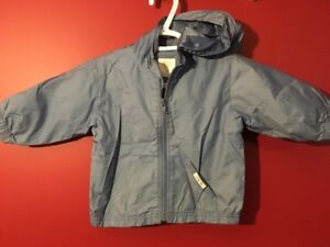 Baby GAP Girl's Blue Spring Jacket - Size 12-18M Great condition