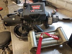 Warn VR12000 lb low profile winch new