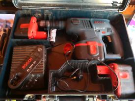 Bosch cordless hammer drill
