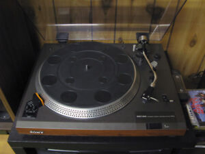 1978 Sony PS-11 Turntable