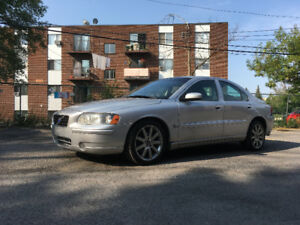 2006 Volvo S60 2.5T AWD fully equiped