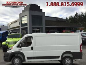 2014 Ram ProMaster 118 WB Low Roof Cargo