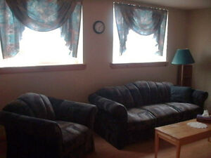 Large Downst. Apt. ground level entry in North Rustico