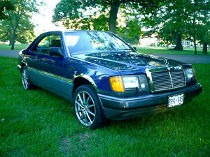 1988 Mercedes-Benz 300-Series Sports Coupe special