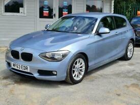 image for 2013 BMW 1 Series 1.6 116d ED EfficientDynamics Sports Hatch (s/s) 3dr Hatchback