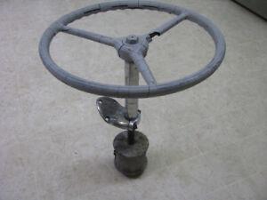 vintage steering