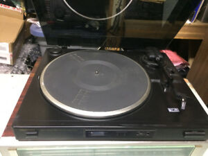 Genexxa LAB-810 Belt drive Turntable