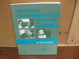 teaching developmentally delayed children by Lovas