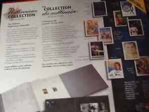 "CanadaPost.  ""Millennium collection"