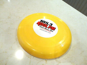 Vintage early 90's Kool FM Frisbee - Collectible Pop Culture Kitchener / Waterloo Kitchener Area image 2