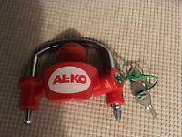 Alko hitch lock