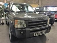 2005 55 LandRover Discovery TDV6 SE Auto Full Leather