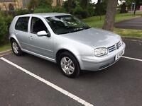 2003 (52) VW GOLF GTTDi 130bhp; 6 SPEED; FSH; 12 MONTHS MOT!