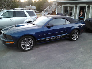 2008 Ford Mustang GT (décapotable)