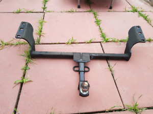 Trailer hitch Toyota Matrix, Pontiac vibe