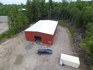 Prestige Steel Buildings, Quality service and Construction