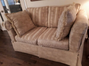 Matching Sofa and Love Seat