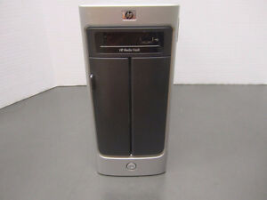 used HP Media Vault mv2010 Network Attached Storage no HDD HotSw