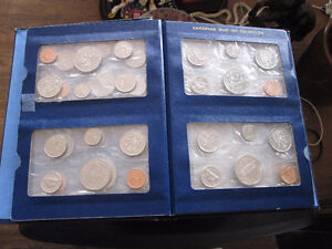 Canada Mint Set Coin Collection 1968-1982 UNC--Collectible