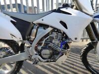 Yamaha YZF 250 Motocross Bike (Part Exchange to clear)