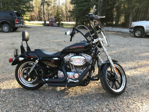2013 Harley Davidson 883   Sportster in Great condition.