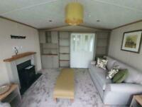 Static caravan brand new 2021 Pemberton Abingdon 38x12 2bed DG/CH resi spec.