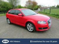 2010 AUDI A3 1.6 TDI SPORT 5DR ONLY 80000 MILES FULL SERVICE £20 ROAD TAX PASSAT