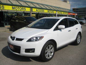 2008 Mazda CX-7,Only 94 K !! Clean Carproof !!Leather !! Sunroof