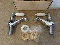 Bath Taps Wickes Creation T102 unused as new