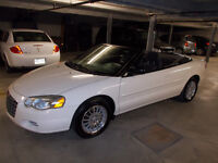 2004 Chrysler Sebring LX Convertible 1 Proprietaire Comme-Neuf !