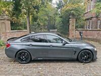 68 PLATE BMW 420i M SPORT GRAN COUPE PETROL AUTO 54,219 MILES M PERFORMANCE