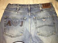 Men's Armani jeans