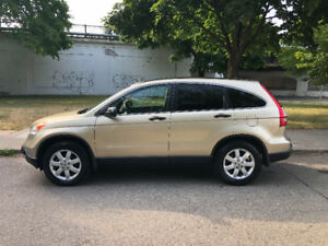 07 Honda CR-V EX 4WD *Certified* |WintrTires|Sunroof|AlloyWheels