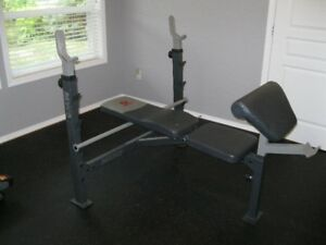 Weight Bench - Marcy