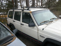 1995 Jeep Cherokee Hatchback