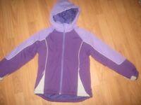 girls 3in 1 jacket in size 7-8