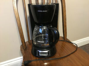 Coffee maker Black & Decker BCM1410B