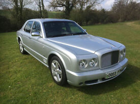 2006 Bentley Arnage SORRY NOW SOLD BUT PLEASE ASK AS WE MAY HAVE ANOTHER!