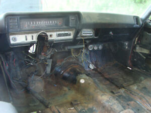 Parting out 1969 Buick Skylark GS400