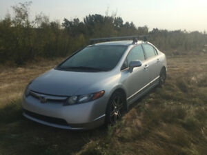 2008 Honda Civic w/ 2 Yr Old Engine