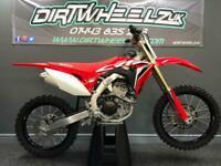 2021 Honda CRF250 *MUST SEE* L@@K DIRT Wheelz UK 01443 835203 CRF 250R CRF250R